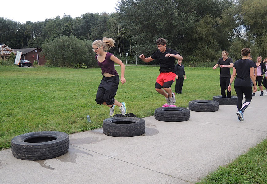 Bootcamp in Burgh-haamstede